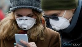 DSÖ: Kamusal alanda maske takın