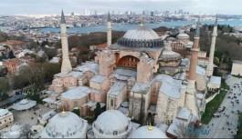 Yunanistan UNESCO ile Ayasofya'yı görüştü
