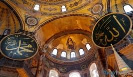 350 kiliseden Erdoğan'a Ayasofya mektubu