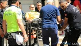 Adliyede silahlı saldırı: Çok sayıda yaralı var