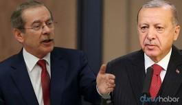 'AKP gidicidir' dedi, oy oranını açıkladı