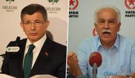 AKP ile Davutoğlu arasında Perinçek polemiği