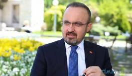 AKP'li Turan: PKK, FETÖ baro kurarmış, kursunlar arkadaş