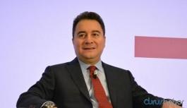 DEVA Partisi lideri Babacan'dan 'Cumhurbaşkanlığı adaylığı' sorusuna yanıt