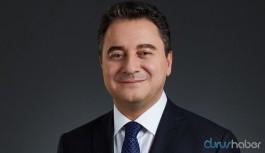 Ali Babacan'dan hükümete sosyal medya tepkisi: Teknoloji ile savaşamazsınız