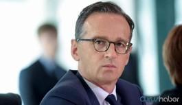 Almanya Dışişleri Bakanı'ndan Türkiye'ye uyarı