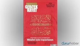 Ankara Barosu'ndan hilafet çağrısına suç duyurusu