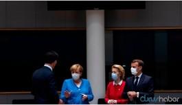 Avrupa liderleri 750 milyar euroluk yardım paketinde anlaştı