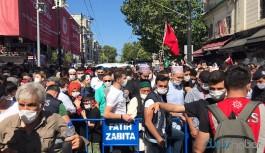 Ayasofya'ya girişler durduruldu