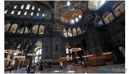 Bakanlıktan açıklama: Ayasofya'da ilk namaz tarihi belli oldu