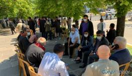 Baro başkanları: Geri adım atılana kadar mücadeleye devam