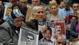 'Ben anneyim yasak bilmem katiller ceza alınca, kayıplarımızın mezarı bulununca susarım ancak'