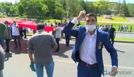 Beştepe'de 15 Temmuz anmasına polis engeli