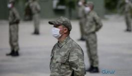 Kışla'da vaka patlaması: Karantinaya alınan asker sayısı 449'a çıktı