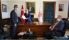 CHP, Meclis başkanlığı için adaylık başvurusu yaptı