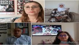 Cumartesi Anneleri: 40 yıllık inkara ve cezasızlığa son verin