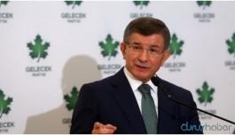 Davutoğlu: AKP ile aramızda radikal bir ayrım var