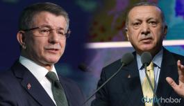 Davutoğlu'ndan Erdoğan hakkında sert eleştiri: İktidar dünyasında sistematik yolsuzluk...