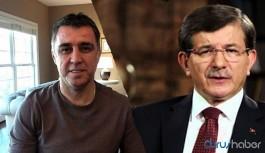 Davutoğlu'nun iddialarına Hakan Şükür'den yanıt: Ben istifa ettim, sen...
