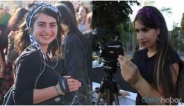 Dersim'de 2 gazeteci darp edildi