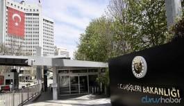 Dışişleri Bakanlığı, ABD'nin Osman Kavala çağrısına yanıt verdi