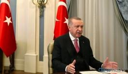 Erdoğan, Bakana çıkıştı: Müsaade edin de konuşmamızı yapalım