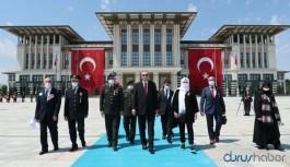 Erdoğan: Çanakkale'de ne oldu ise 15 Temmuz'da o olmuştur
