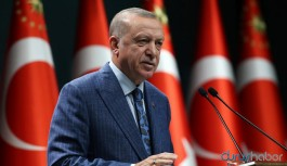 Erdoğan'dan İstanbul Sözleşmesi için talimat