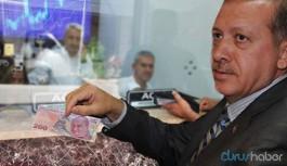 Erdoğan 'dolarınızı satın' dedi, vatandaş dolar aldı