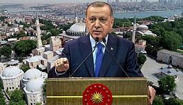 Erdoğan Ayasofya imzasını attı