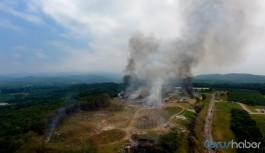 Fabrika patlamasında 3 gözaltı