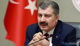 Sağlık Bakanı Koca, Kovid-19 tarama sonuçlarını açıkladı