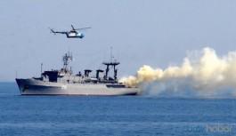 Doğu Akdeniz gerilimi: Ortak tatbikat gerçekleştirildi