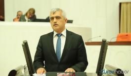 HDP'li vekil Gergerlioğlu: Ayasofya'yı açarak kötülüklerinizi örtemezsiniz