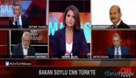 Tartışma büyüyor!  Soylu'dan AKP'li Metiner'e ayetli yanıt