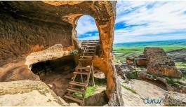 Hassuni Mağaraları için UNESCO çalışması