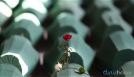 HDP'den Srebrenitsa mesajı