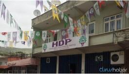 HDP binasına baskın