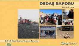 HDP'den DEDAŞ raporu: Yurttaşlar yüksek faturalarla mağdur ediliyor