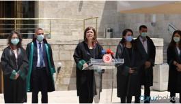 HDP'li vekiller cübbeleriyle seslendi: Teklif savunmaya darbedir