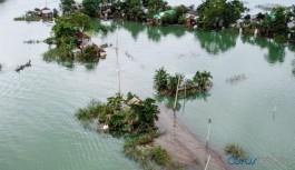 Hindistan ve Nepal'de sel felaketi: Ölü sayısı 189'a ulaştı
