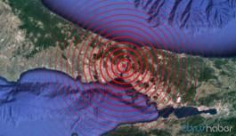 İstanbul için 7.5'lik deprem simülasyonu: İşte en riskli 9 ilçe