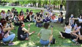 'İstanbul Sözleşmesi uygulanana kadar sokaklardayız'