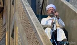 İYİ Parti'den Ali Erbaş hakkında suç duyurusu