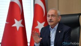 CHP lideri Kılıçdaroğlu'ndan 'Cumhurbaşkanı adayı olacak mısınız?' sorusuna yanıt