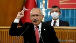 Kılıçdaroğlu: Erdoğan'ın o koltukta oturmaması lazım
