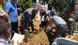 Kilyos'ta kaldırıma gömülen Yeşilırmak'ın cenazesi ailesi tarafından alındı