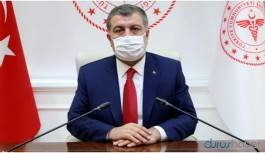 Sağlık Bakanı Koca'dan bayram uyarısı