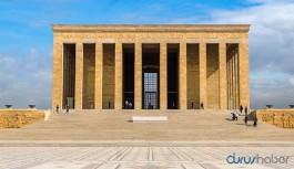 Lozan'ın yıldönümünde Anıtkabir ziyarete kapatıldı