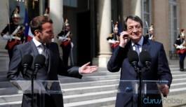 Fransa Cumhurbaşkanı Macron'dan Türkiye'ye yaptırım çağrısı